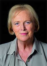 Author photo. Diana Maria Friz (*1944), Foto © Michael Rasche