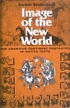 Image of the New World: The American…