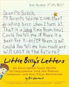 Little Billy's Letters: An Incorrigible…