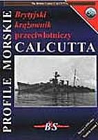 Profile Morskie 38 - Brytyjski Krazownik…