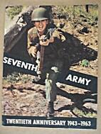 Seventh Army, Twentieth Anniversary,…
