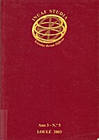 INUAF STUDIA (Scientiae Rerum Diffusio) by…
