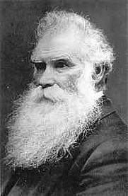 Author photo. Orson Pratt (source: Deseret News Archives; taken before 1881)