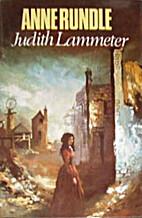 Judith Lammeter by Anne Rundle