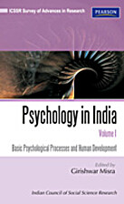 Psychology In India, Volume I: Basic…