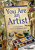 You Are an Artist by Natalie Lunis