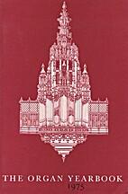 The Organ yearbook vol. 6