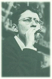 Author photo. From the <a href=&quot;http://www.marxists.org/reference/archive/debord/index.htm&quot;>Marxists Internet Archive</a>.