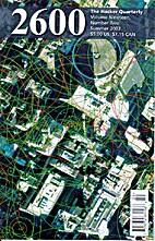 2600: The Hacker Quarterly - Volume…