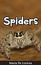 Spiders: Children Pictures Book & Fun Facts…