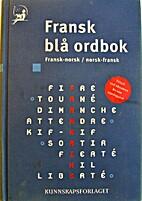 Fransk blå ordbok:…