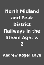 North Midland and Peak District Railways in…