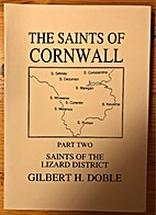 The Saints of Cornwall: Part Two: Saints of…