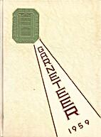 Garneteer-1959 (Yearbook)