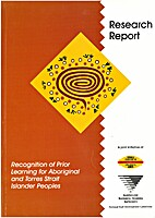 Research Report: Recognition of Prior…