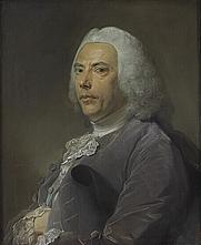 Author photo. Pierre Bouguer, by Jean-Baptiste Perronneau. Wikimedia Commons.