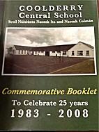 Coolderry Central School Commemorative…