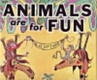 Animals are for fun (How to draw books) by…