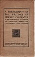 A Bibliography of the Writings of Edward…
