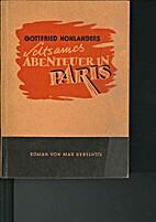 Gottfried Hohlanders seltsames Abenteuer in…