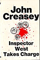 Inspector West Takes Charge by John Creasey