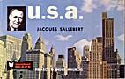 U.S.A. by Jacques Sallebert