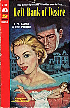 Left bank of desire by R. V. Cassill
