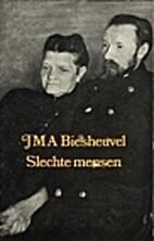 Slechte mensen by J.M.A. Biesheuvel
