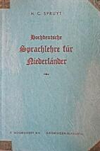 Hochdeutsche Sprachlehre für Niederländer…