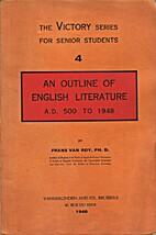 An Outline of English Literature (A.D. 500…
