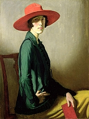 Author photo. Vita Sackville-West in her twenties, by William Strang, 1918