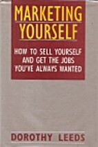 Marketing Yourself: How to Sell Yourself and…