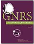Geriatric Nursing Review Syllabus: A Core…