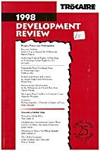 1998 Trocaire Development Review