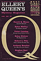 Ellery Queen's Mystery Magazine - 1962/06 by…
