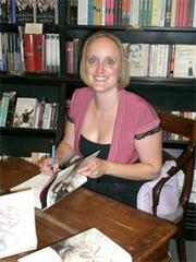 Author photo. lucindahawksley.com