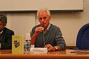 Author photo. Fulvio Ervas al Premio Chiara nel 2012
