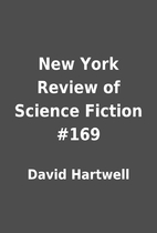 New York Review of Science Fiction #169 by…