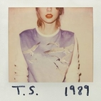 T.S. 1989 D.L.X by Taylor Swift