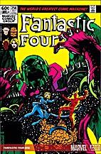 Fantastic Four [1961] #256 by John Byrne