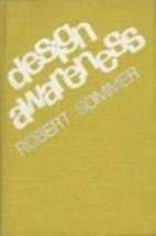 Design awareness by Robert Sommer