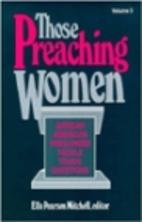 Those preachin' women: African American…