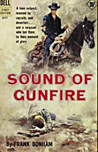 Sound of Gunfire by Frank Bonham