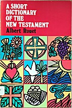A Short Dictionary of the New Testament by…