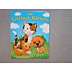 The Littlest Kitten (Finger Puppet Board…