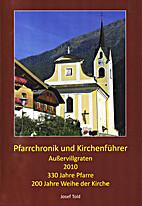 Pfarrchronik und Kirchenführer…