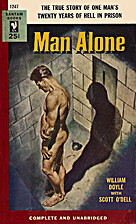 Man Alone by William Doyle with Scott O'Dell