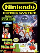 Nintendo Comics System Vol. 1, No. 2 by…