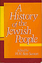 A History of the Jewish people by H.H.…