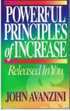 Powerful Principles of Increase by John F.…
